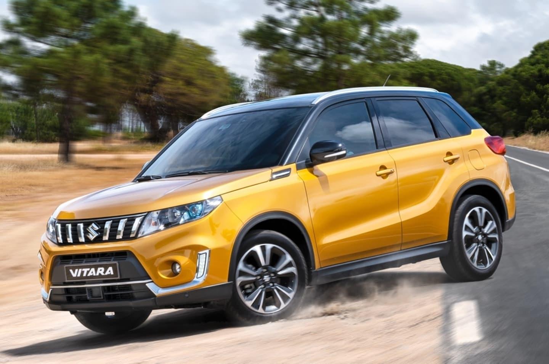 Suzuki Vitara 2019 Precio En Mexico