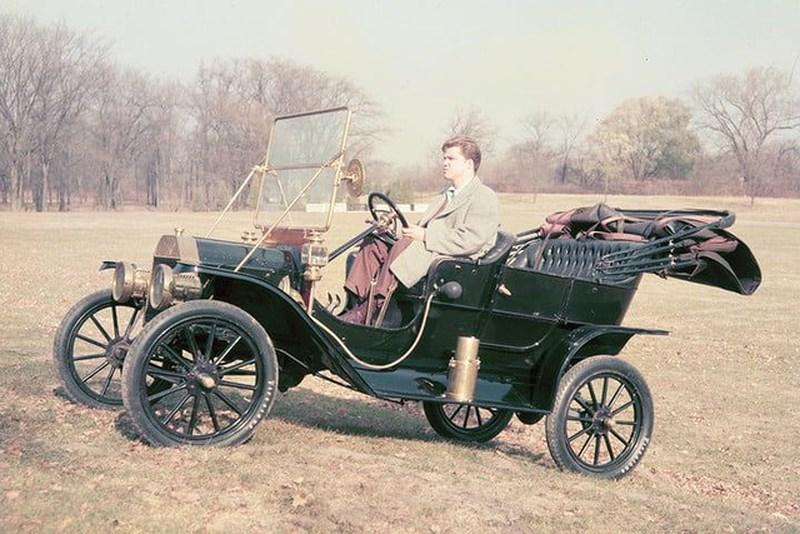 Historia del automóvil y su evolución