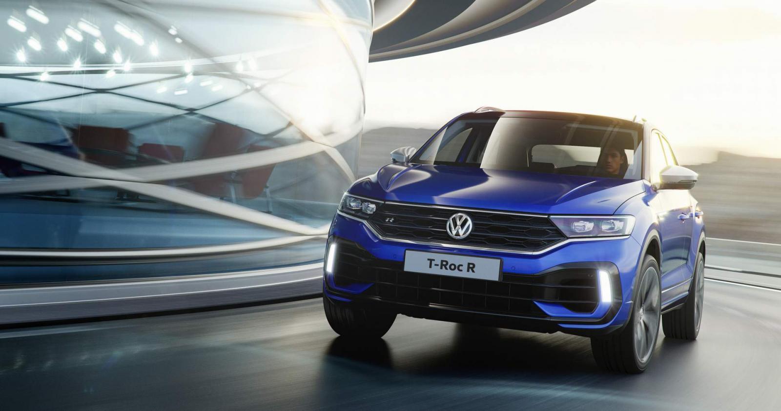 Volkswagen t roc 2019 precio
