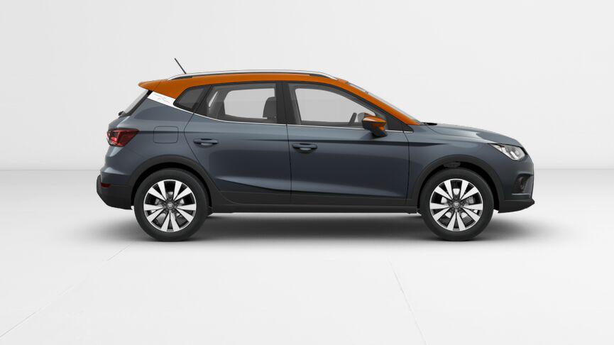 La SEAT Arona Beat estará equipada con un diseño específico de rines de 17 pulgadas