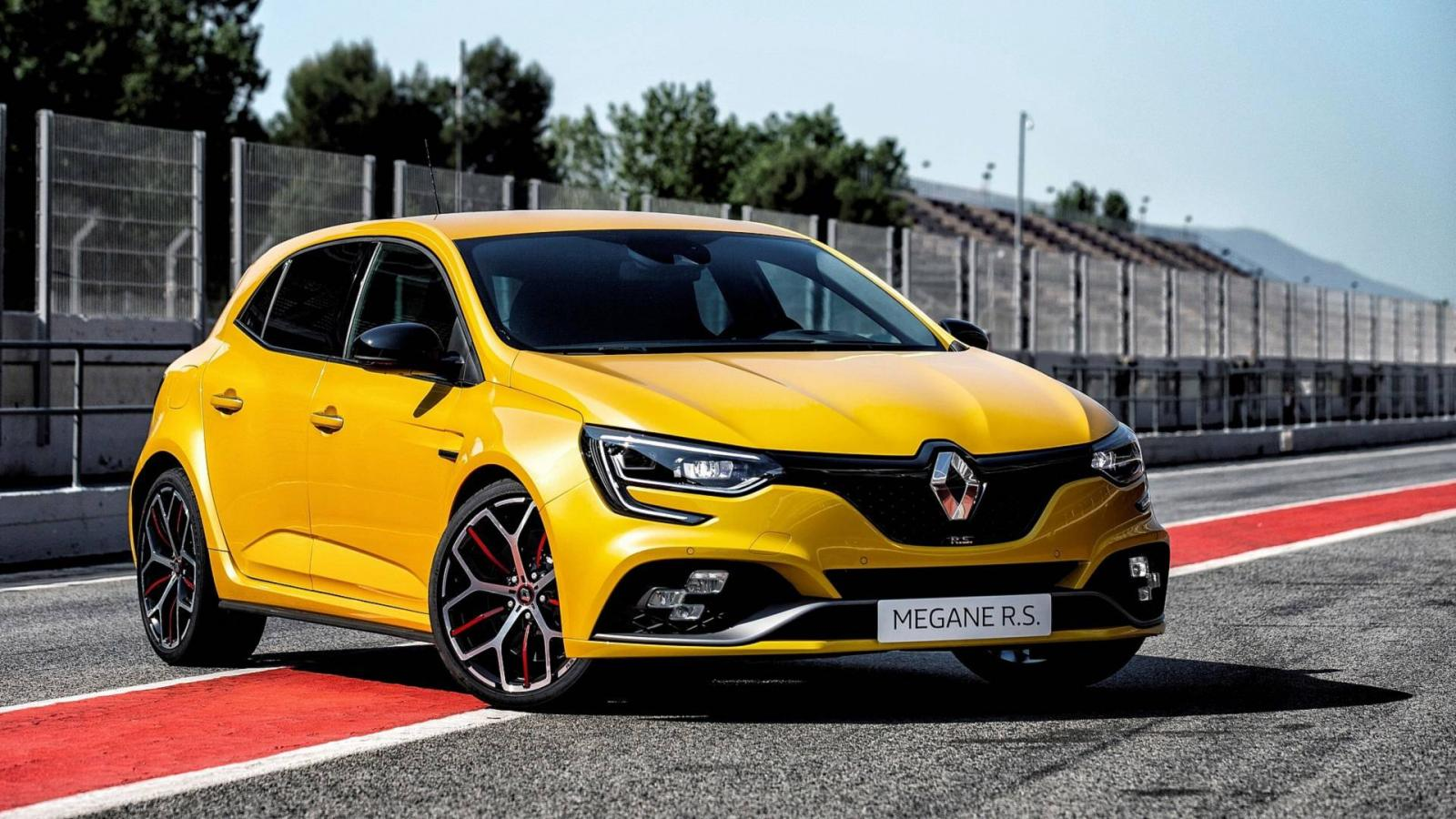 Renault Megane IV RS
