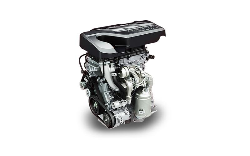 Suzuki Swift motor boosterjet