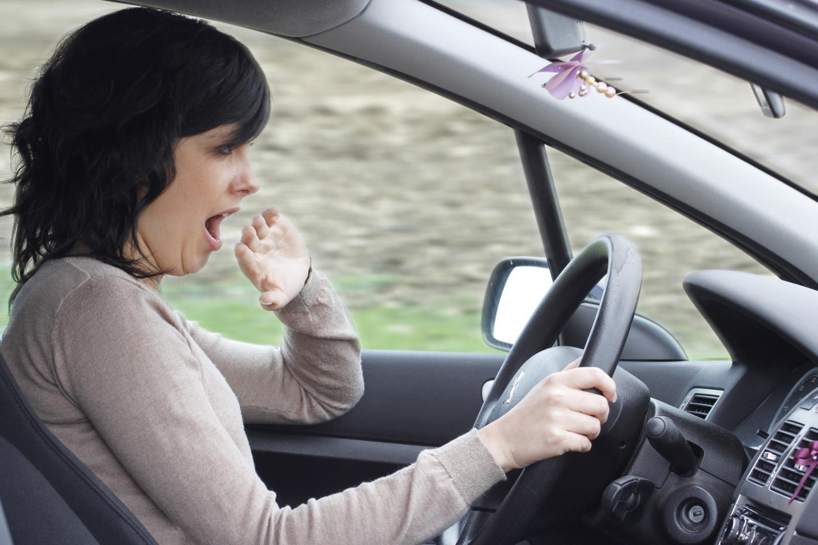 El aparato antisueño te ayudará a prevenir accidentes