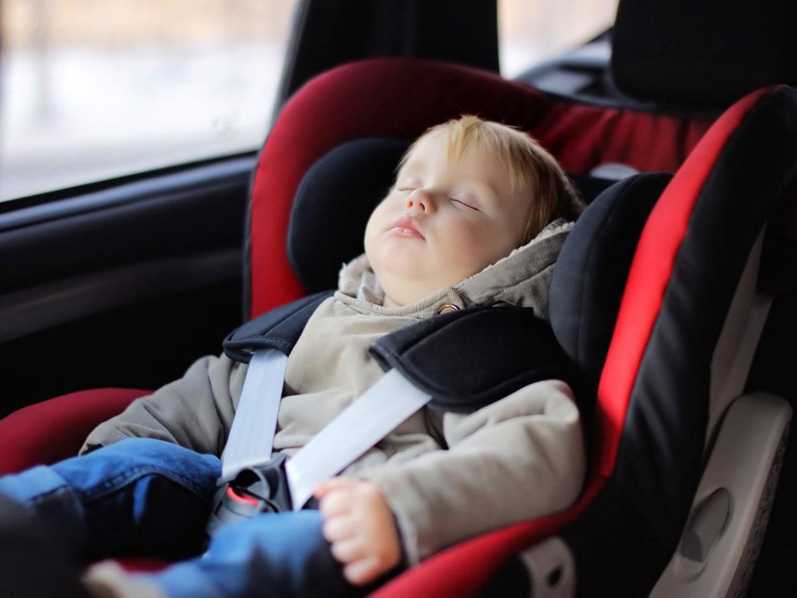 El sistema ISOFIX es clave para que tus hijos viajen seguros