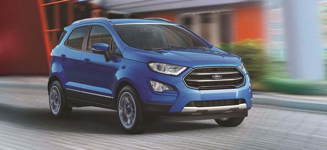 La Ford Ecosport fue modelo que creó este segmento
