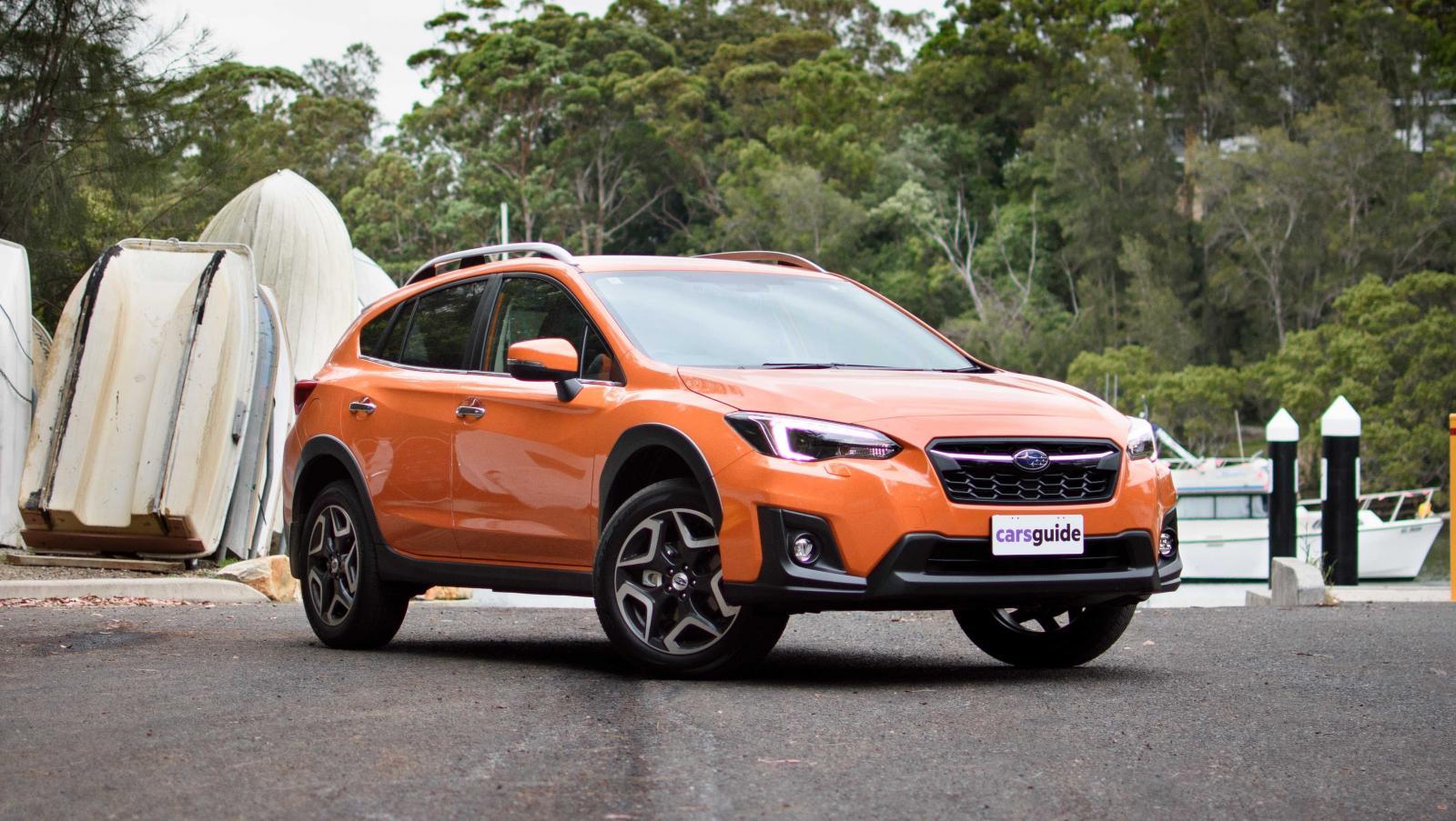La Subaru XV presume capacidades todoterreno