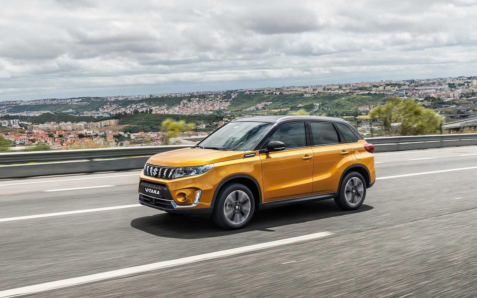 La Suzuki Vitara es el modelo que más resalta este tipo de transmisión.