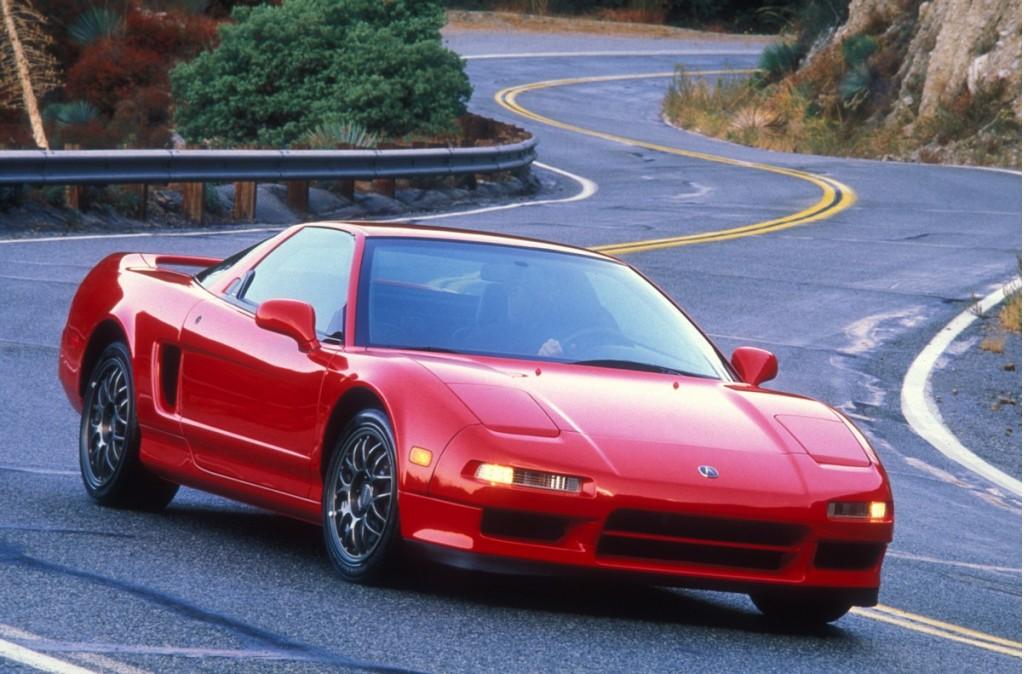 i VTEC vs VTEC: Acura NSX 1989