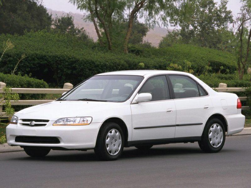 i VTEC vs VTEC: Honda Accord 1998