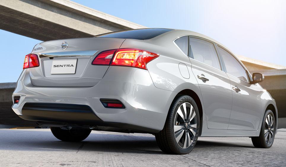 El Nissan Sentra Sense MT 2019 es un coche confiable, pero que no brilla en ningún apartado