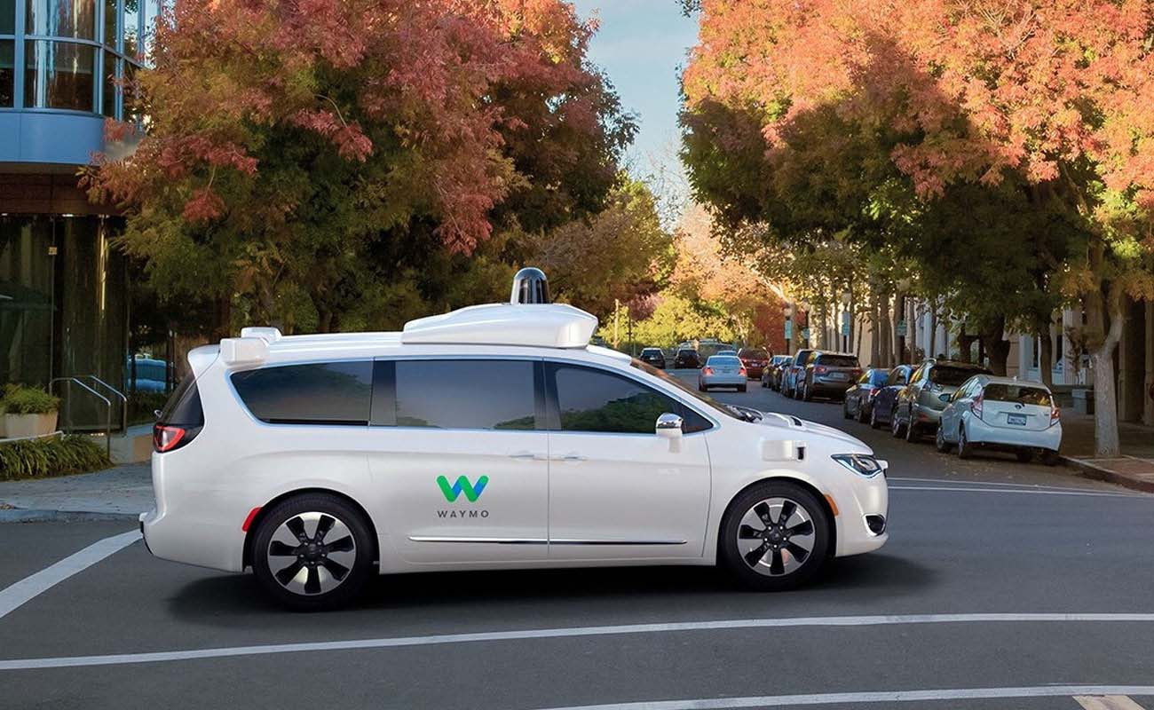 Waymo antes conocida como Google self-driving car project
