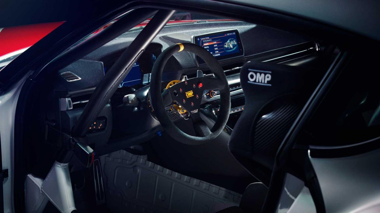Toyota Supra GT4 2019
