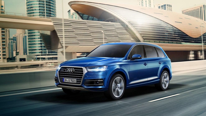 La Audi Q7 55 TFSI Select 2019 es una SUV que no decepcionará a nadie