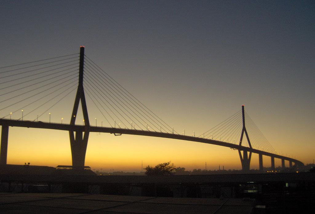 El Puente Tampico conecta a los estados de Tamaulipas con Veracruz