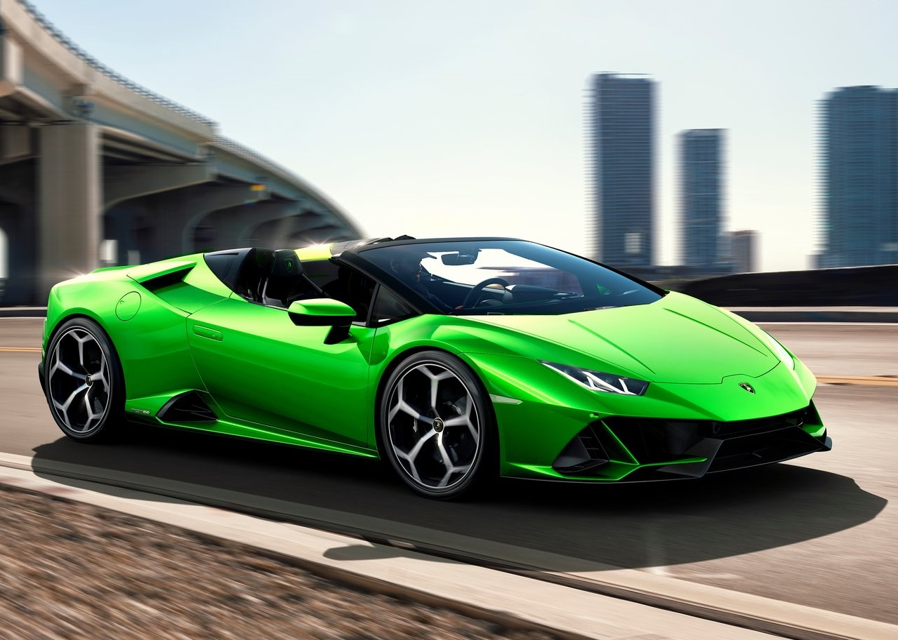[Auto Show de Ginebra] Lamborghini Huracán EVO Spyder, el superdeportivo se pone topless