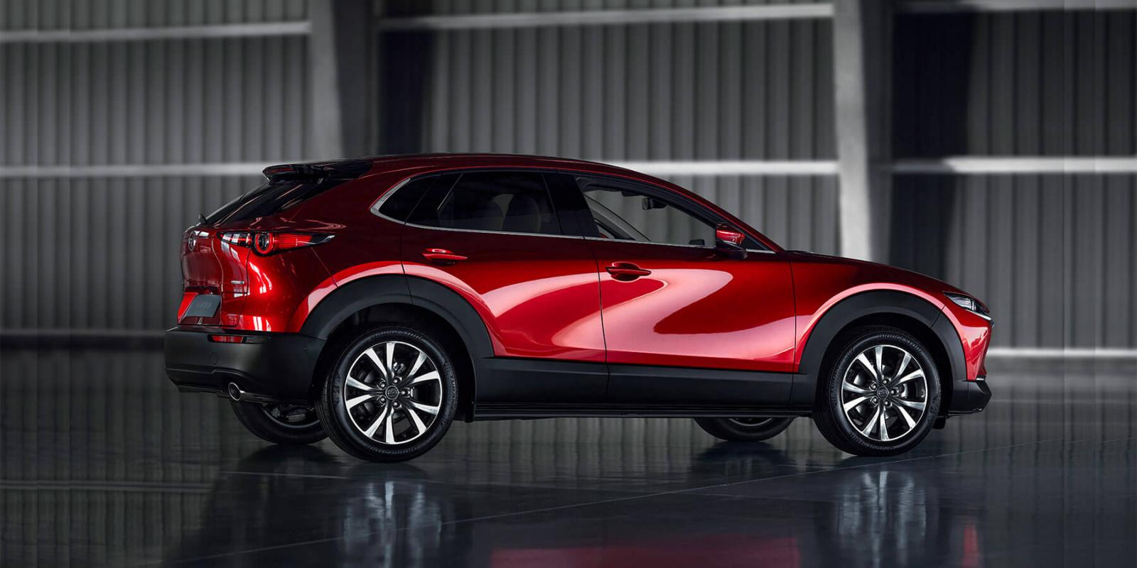 Mazda CX-30 2020 lateral