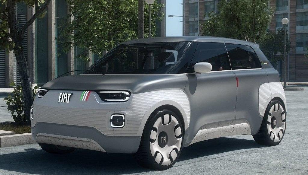 La personalización alcanza un nuevo nivel en el FIAT Concept Centoventi
