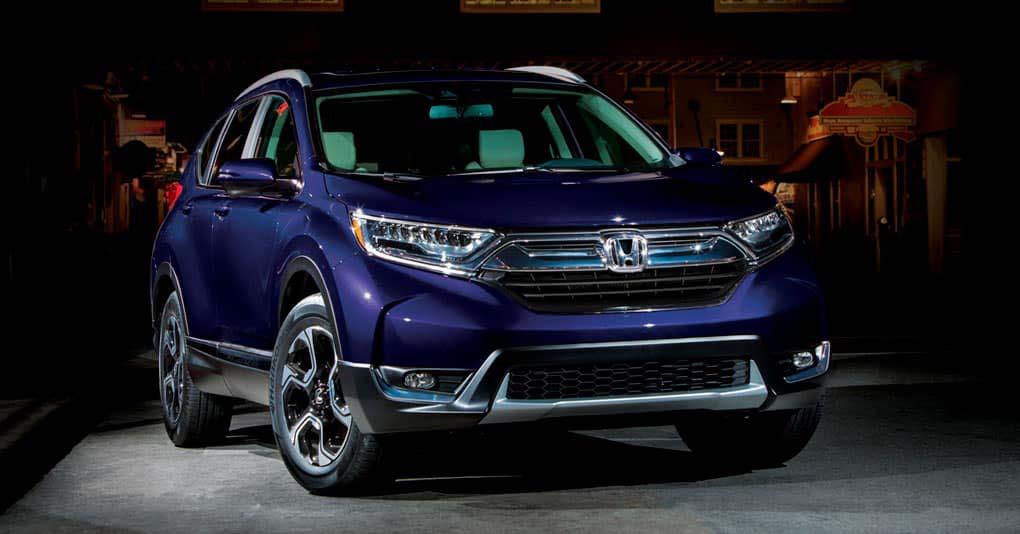 La Honda CR-V 2019 entre las mejores para detectar peatones