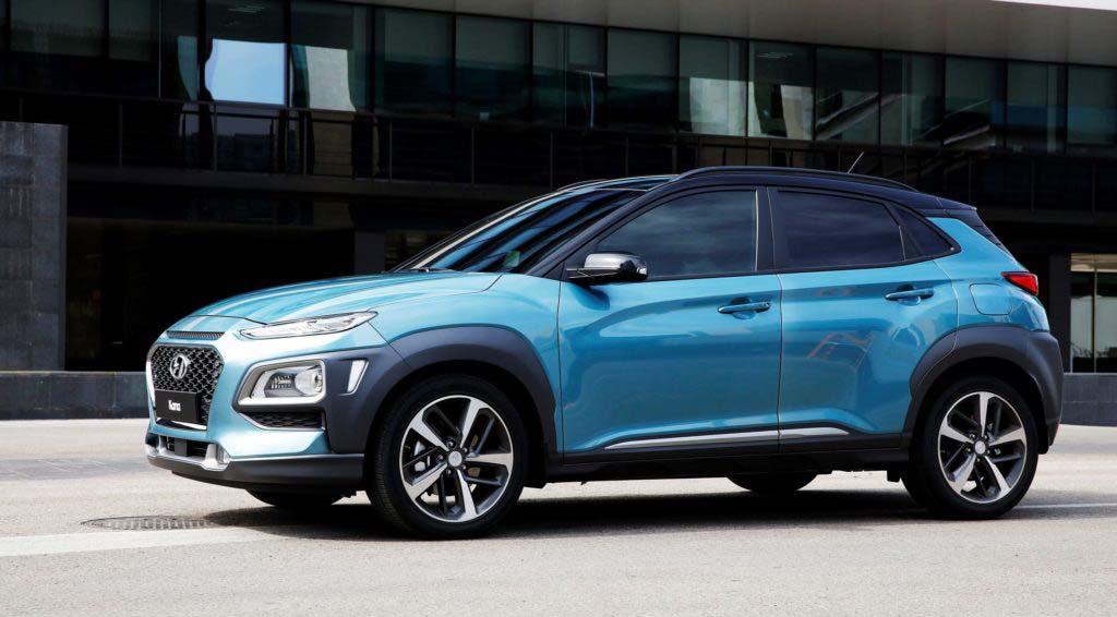 La Hyundai Kona es el modelo que la marca presume como la mejor SUV del mercado