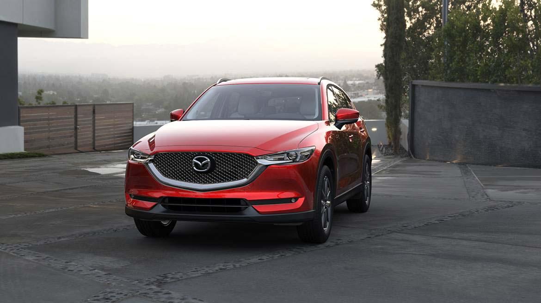 La Mazda CX-5 2019 tiene su sistema de i-Activense con sensores
