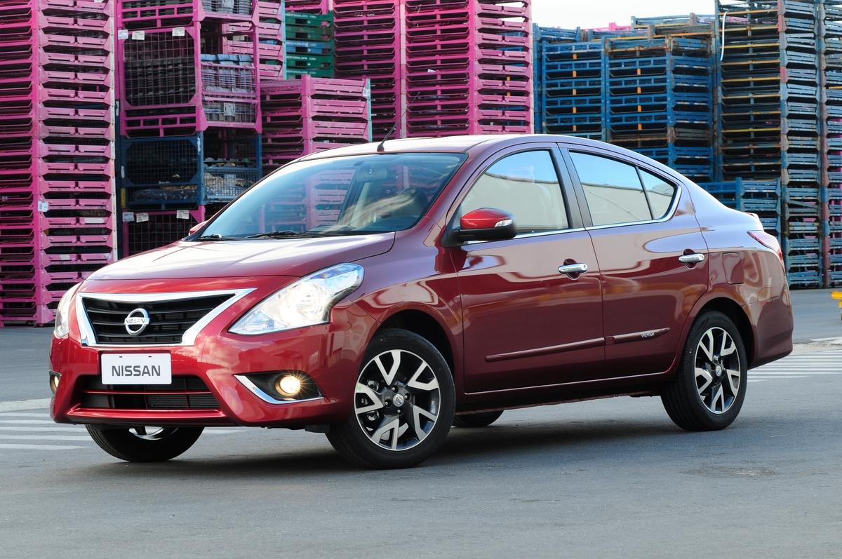 El Nissan Versa ha sido de los sedán más vendidos en México