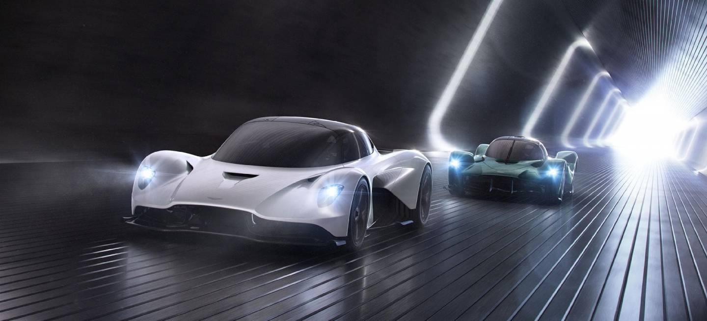 Aston Martin Vision Concept 2022