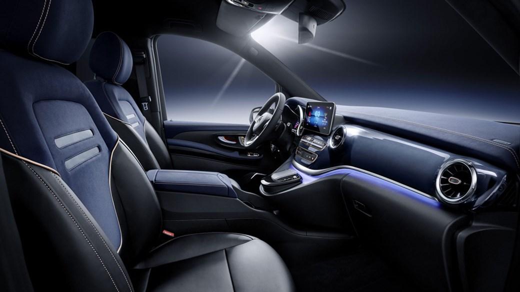 Mercedes EQV Concept 2020