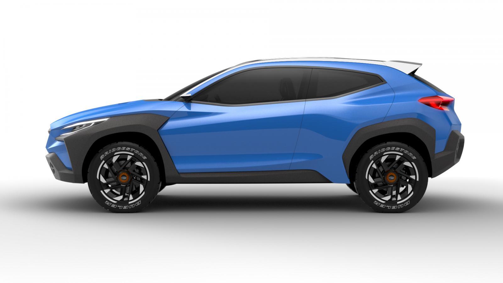 Subaru VIZIV Adrenaline Concept lateral