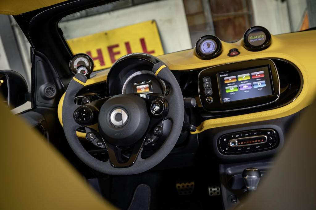 [Auto Show de Ginebra] Smart forease+ concept