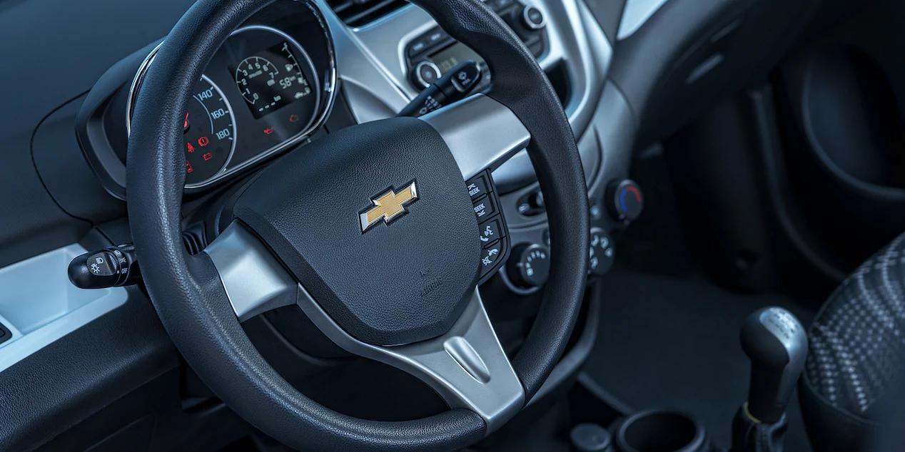 Una de las mayores virtudes del Chevrolet Beat LTZ Hatchback 2019 es el rendimiento del combustible