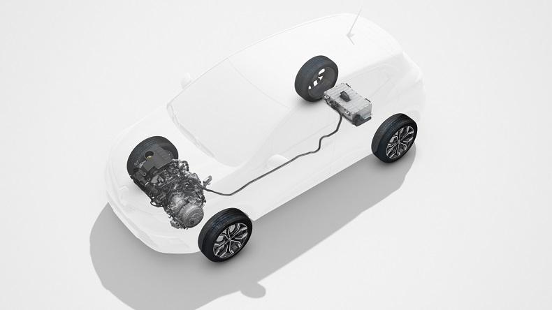 La transmisión del Renault Clio E-TECH sería la clave para lograr un gran ahorro de combustible