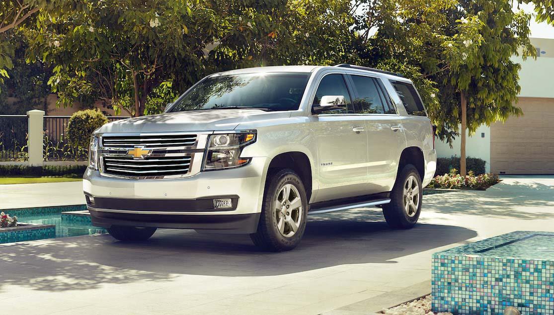 La Chevrolet Tahoe es el modelo que usan en la patrulla fronteriza