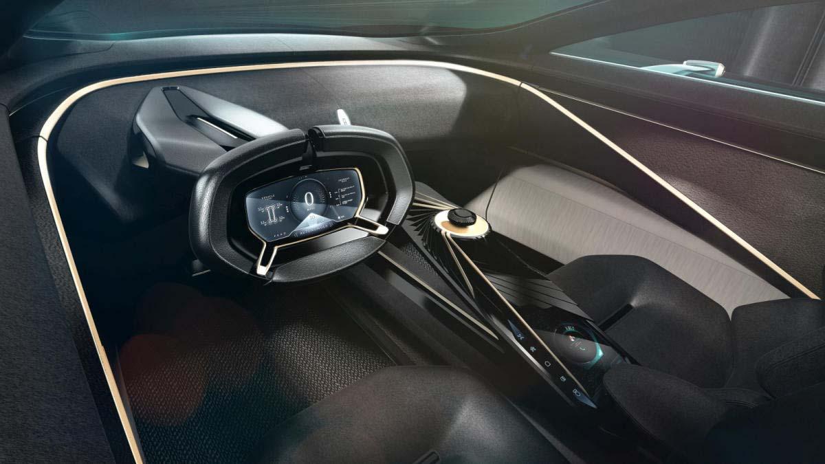 Aston Martin Lagonda All Terrain Concept tendrá un interior minimalista