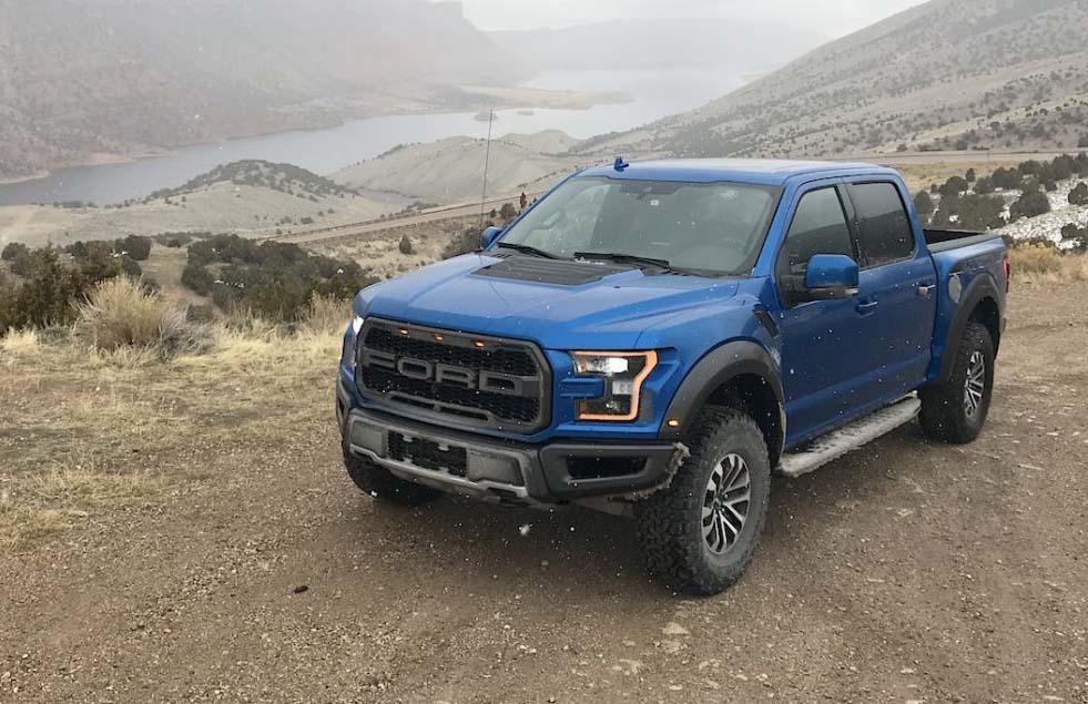 La Ford Raptor es la camioneta de confianza para terrenos difíciles