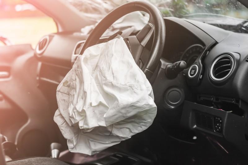 Bolsas de aire para autos