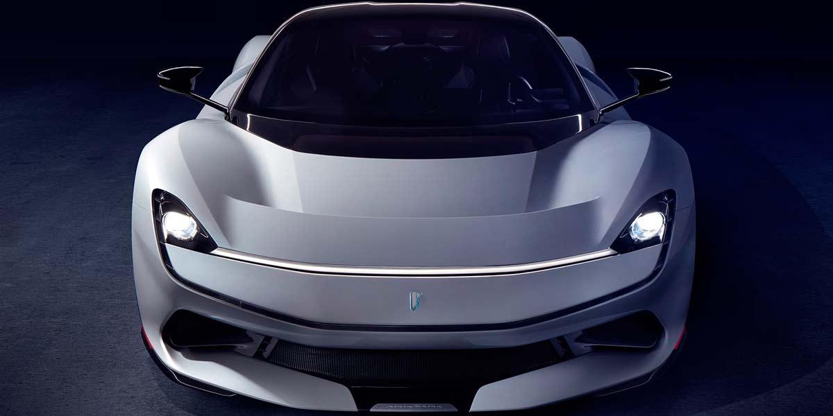 Pininfarina Battista, el hypercar eléctrico de más de 1,900 caballos