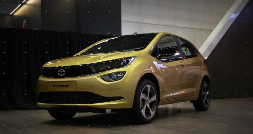 [Auto Show de Ginebra] Tata Motors presentó el Altroz