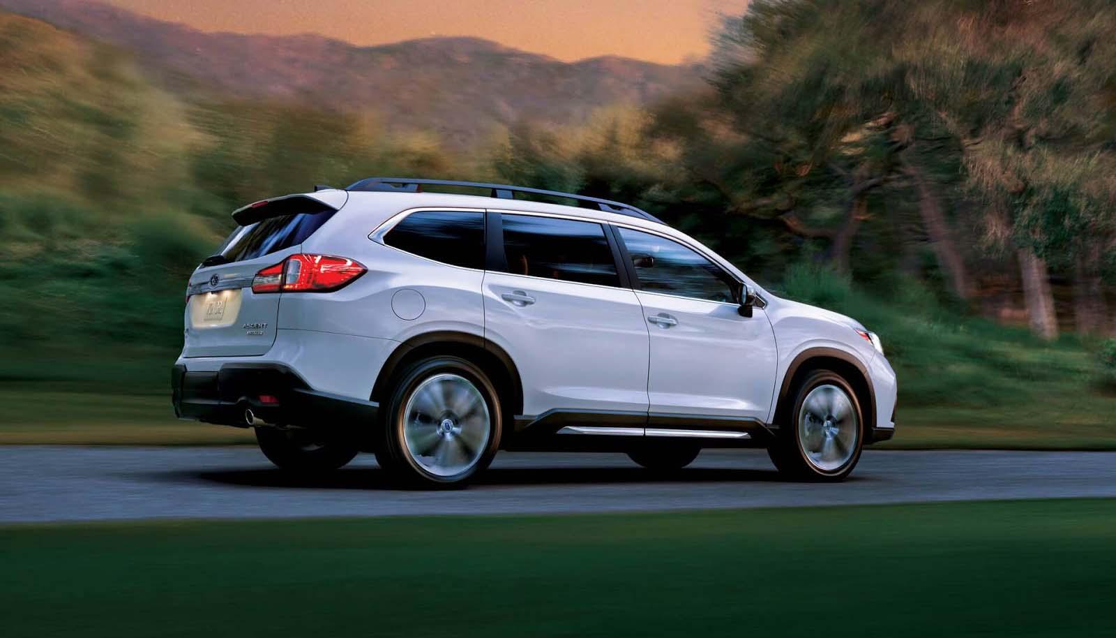 Esta SUV se llevará el nombre de Subaru Evoltis en México