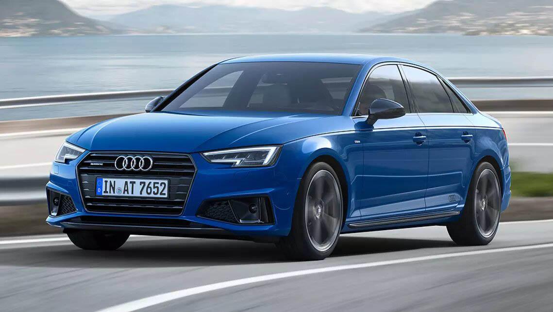 El Audi A4 encabeza esta lista al ser considerado un auto elegante