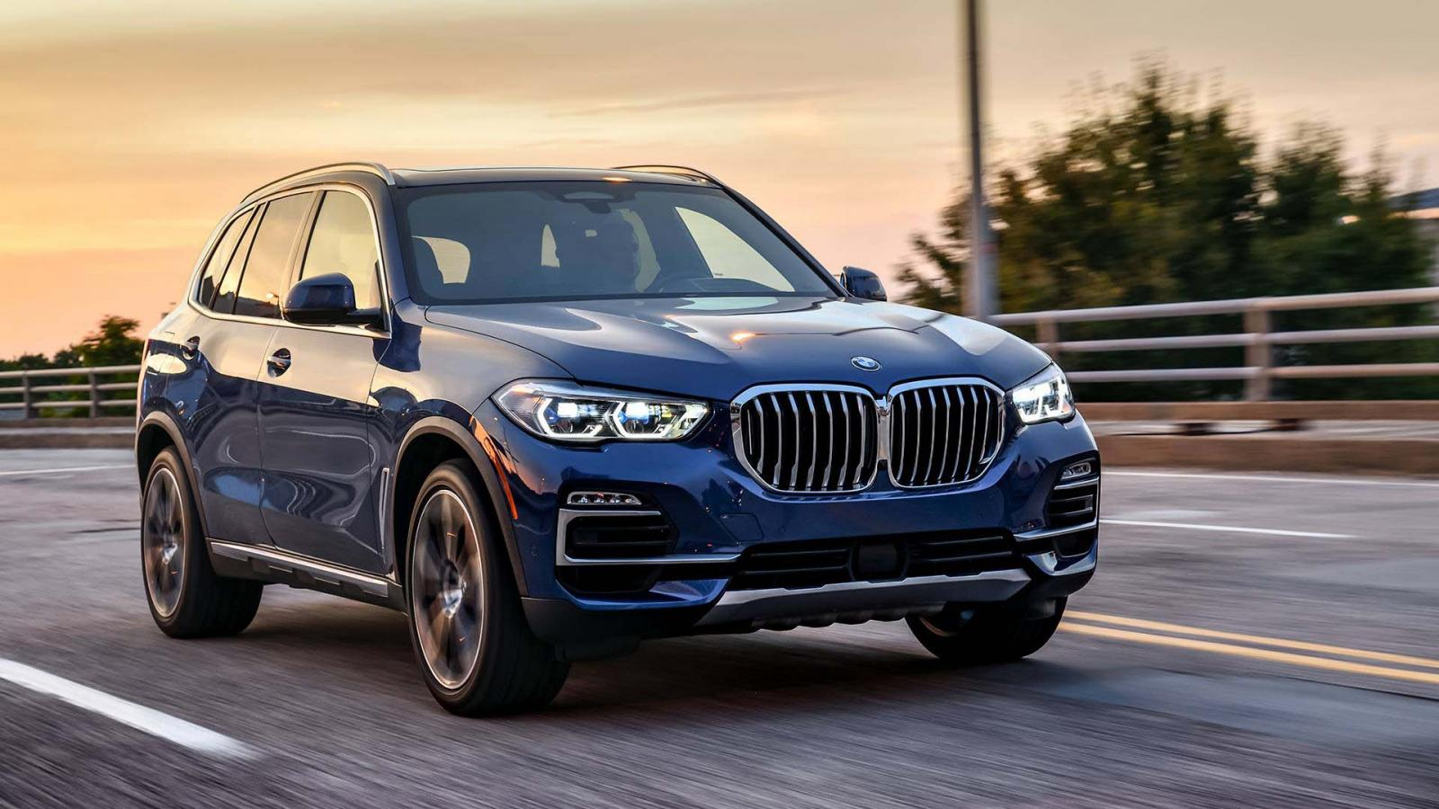 La BMW X5 es una SUV considerada como poderosa y elegante