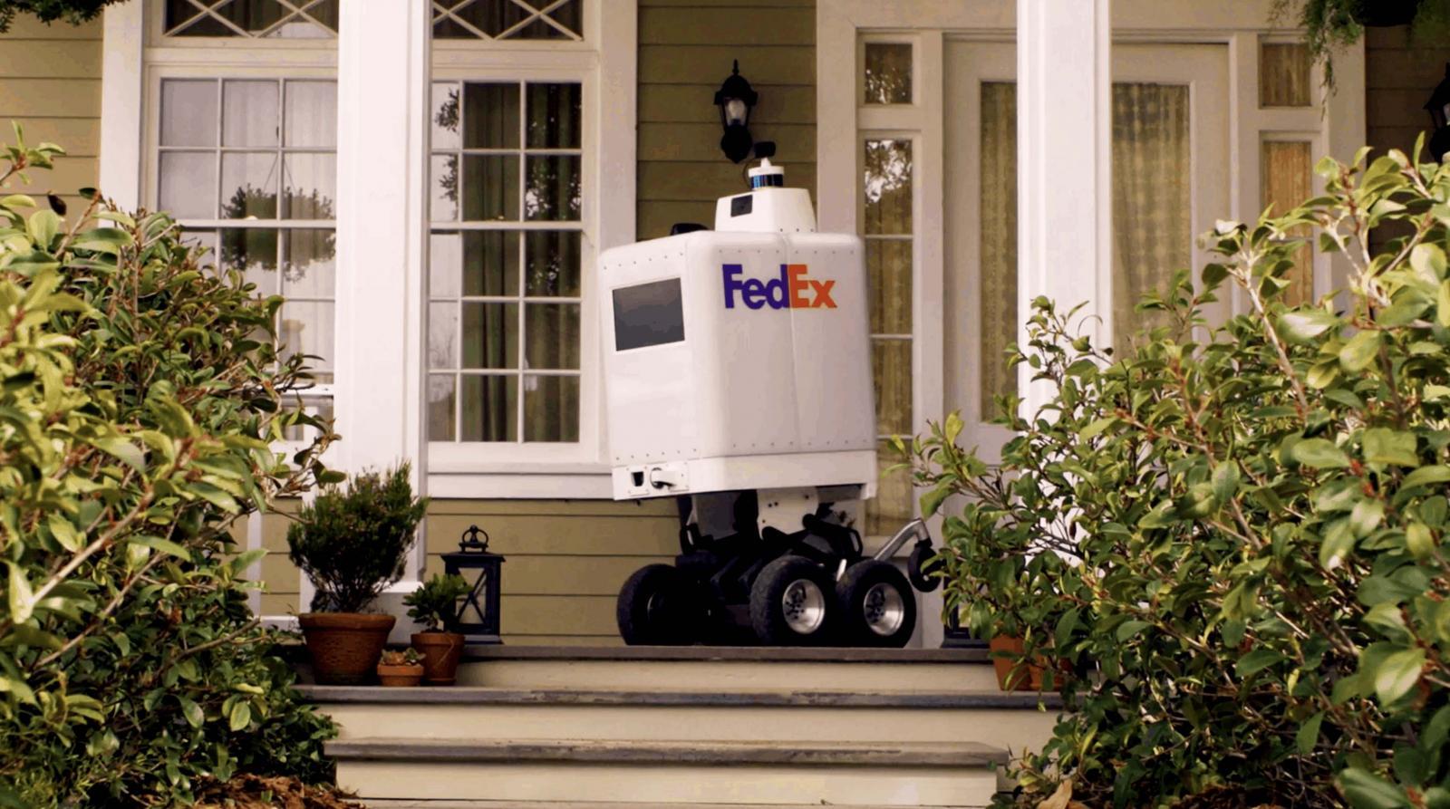 La empresa de mensajería FedEx presentó al SameDay Bot