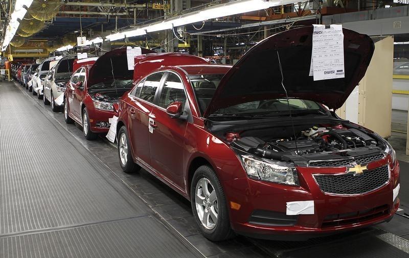 Chevrolet Cruze 2008