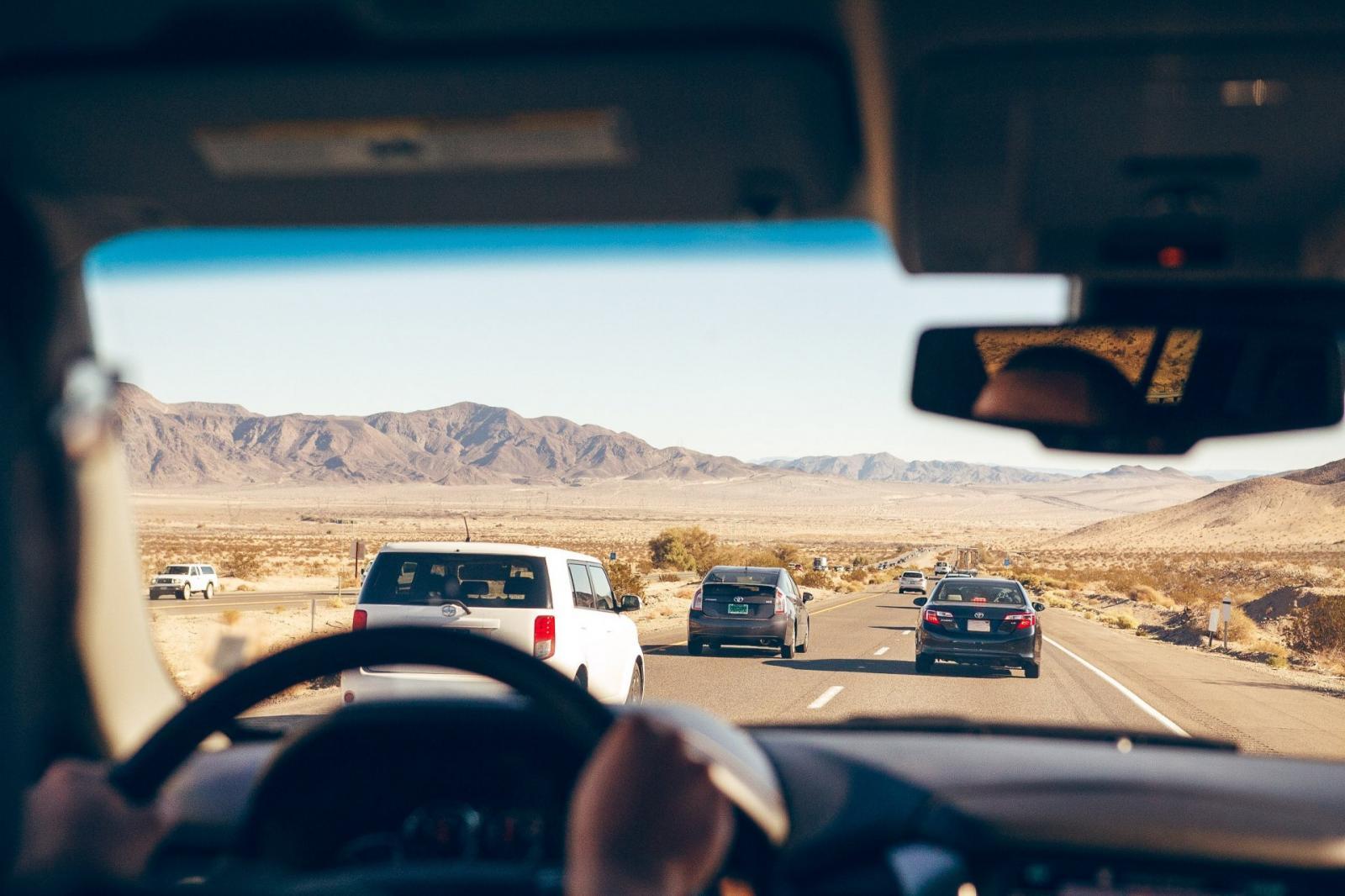 Hipnosis en carretera