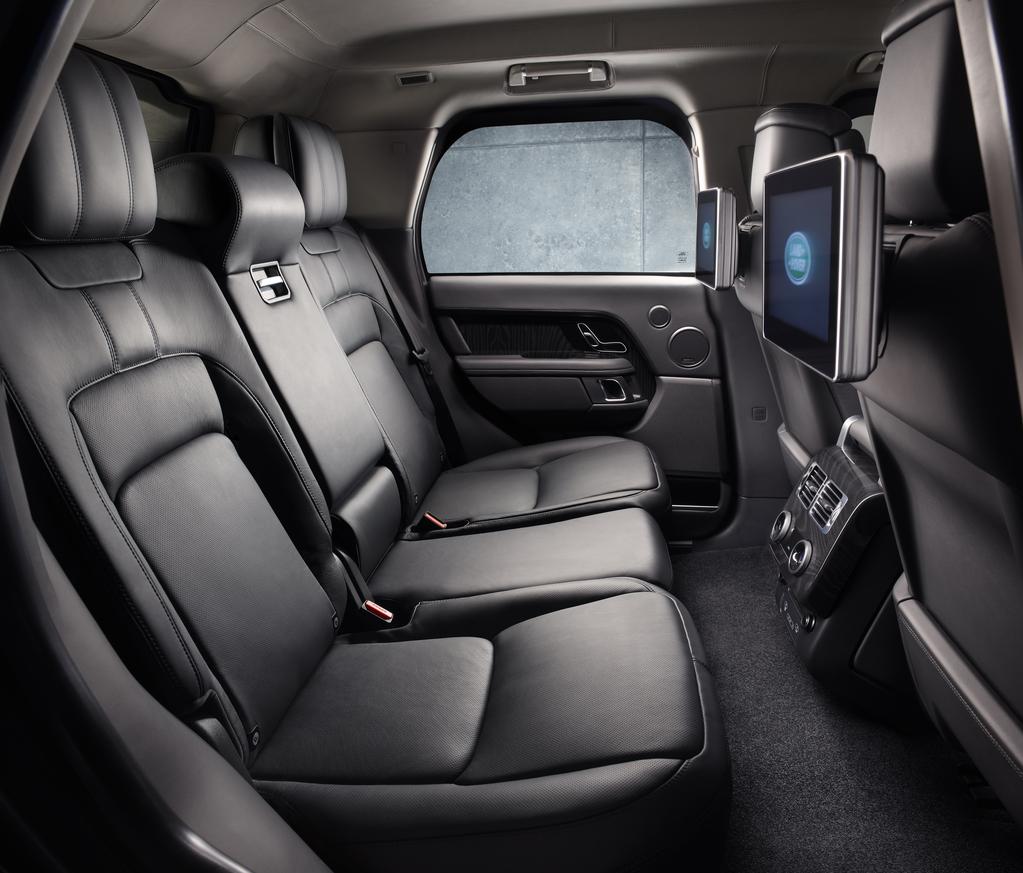 Range Rover Sentinel: Una fortaleza sobre ruedas
