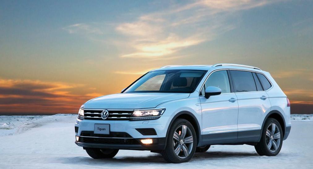 La Volkswagen Tiguan Highline 2019 aspira a competir con gran éxito en el segmento de las SUV familiares