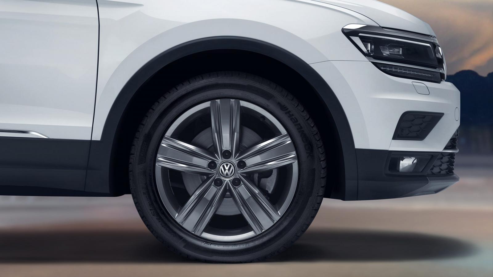 La Volkswagen Tiguan Highline 2019 se quedó muy cerca de ser la SUV perfecta