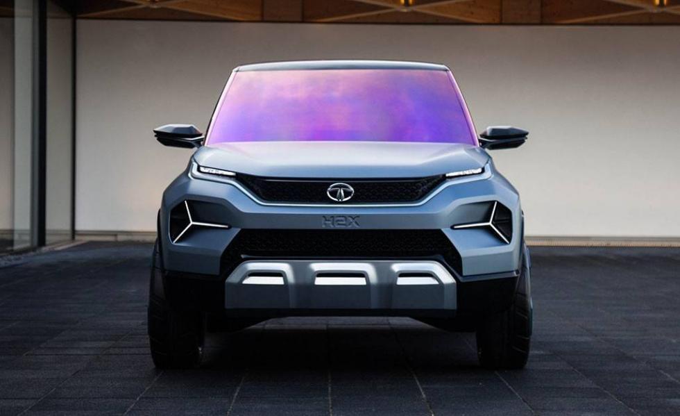 3f66018a1 [Auto Show de Ginebra] Tata H2X Concept, una SUV pequeña pero con mucho
