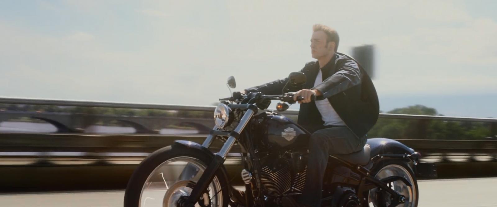 Harley-Davidson Softail 2012