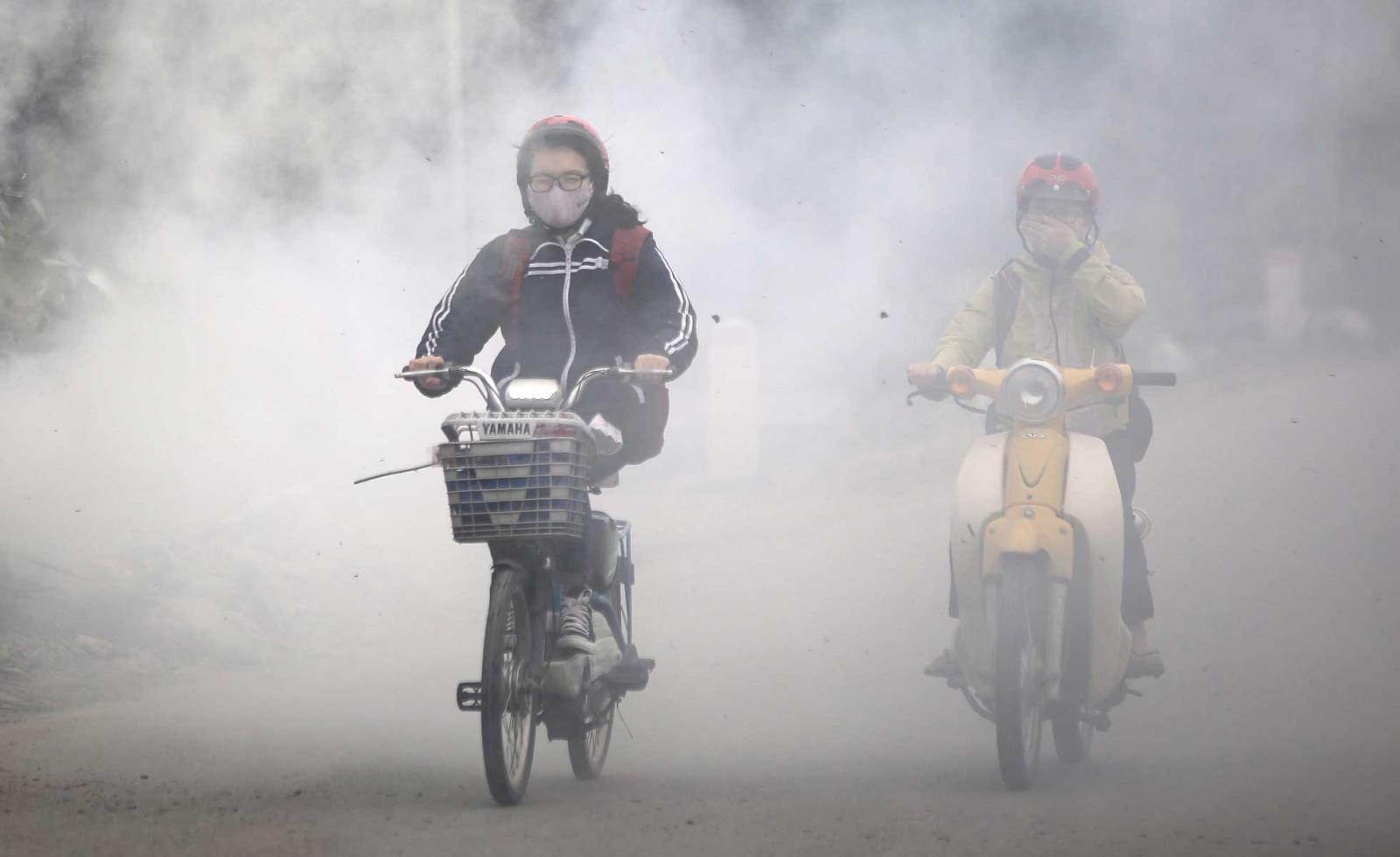 Contaminacion por automoviles