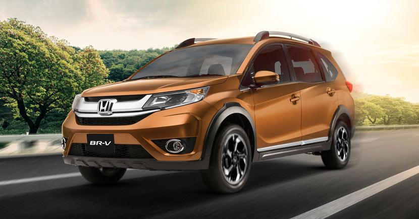 Honda BRV 2019: Precios y versiones en México